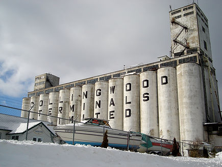 collingwood grain terminals