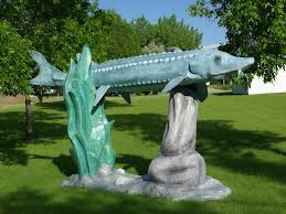 Leader, SK | Wildlife Sculpture Walking Tour