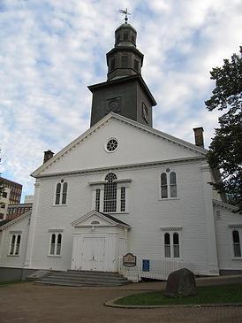 st. paul's anglican church halifax tour