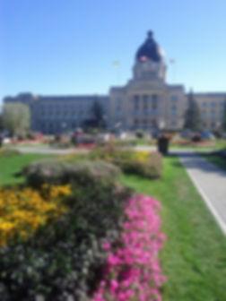 Saskatchewan Legislative Building Regina