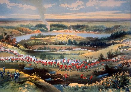 northwest rebellion battle of batoche