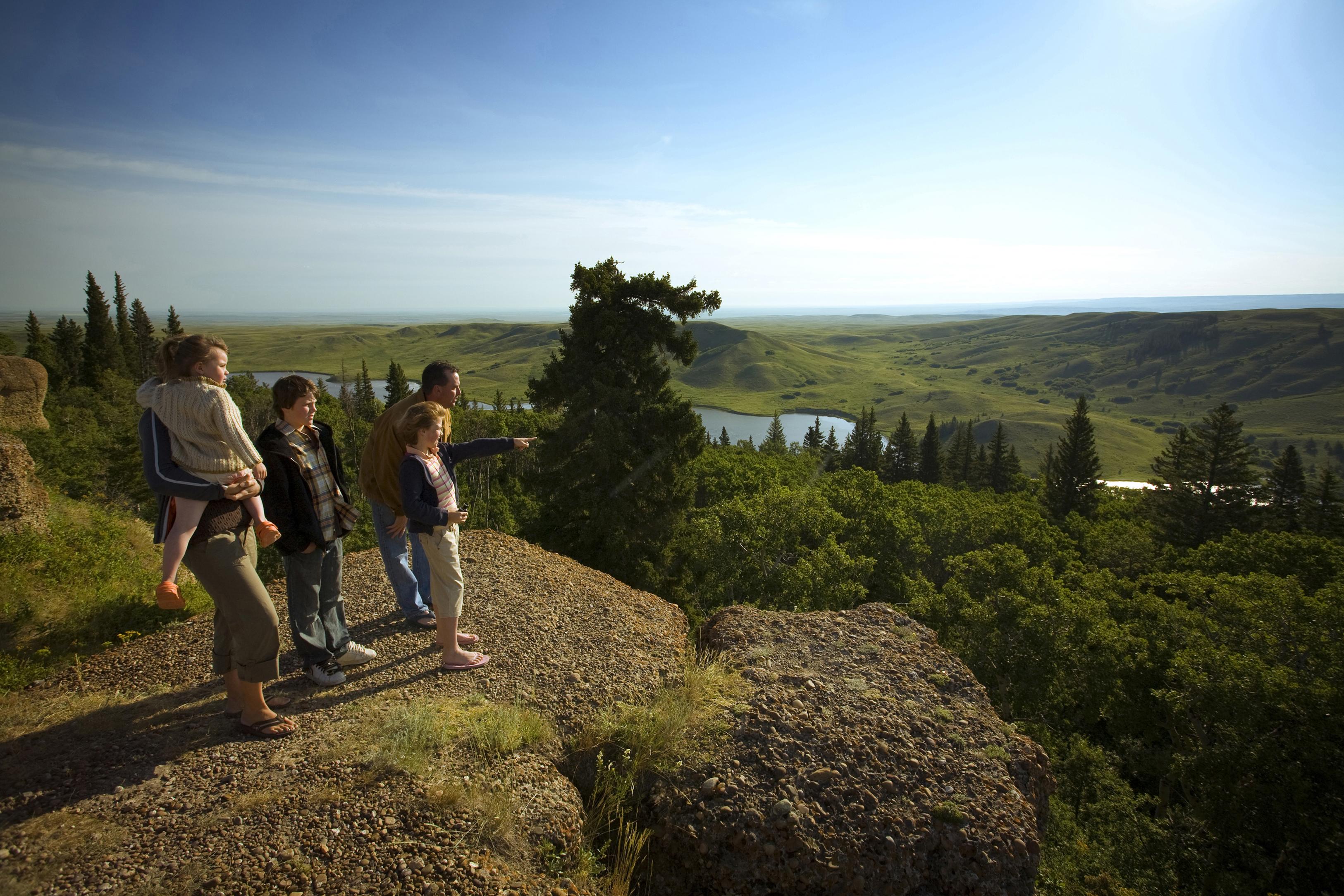 Cypress Hills Destination Area, SK