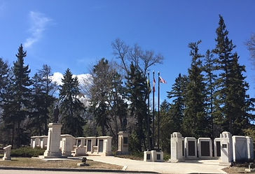 Saskatchewan War Memorial Regina things to see