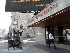 manitoba theatre centre audio tour