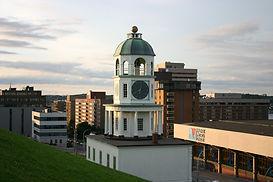 old town clock audio tour halifax