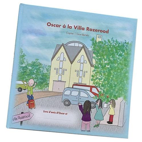 Oscar à la Villa Rozerood (FR)