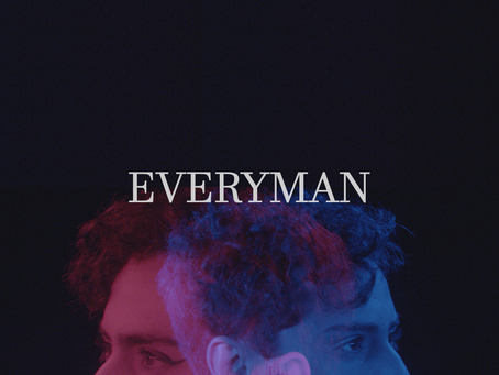 Everyman shortlisted for a Grierson award and screening at Bolton