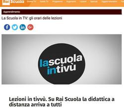 cover sito Rai Scuola