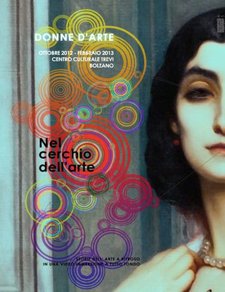 Donne d'arte, Centro Trevi Bolzano