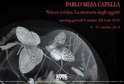 Pablo Mesa Capella Natura Onirica