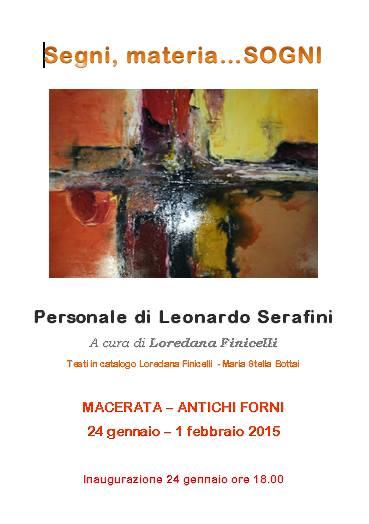 Leonardo Serafini. Macerata