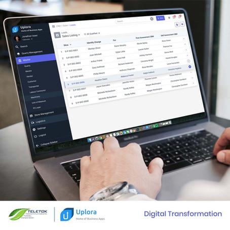 Journey of Digital Transformation