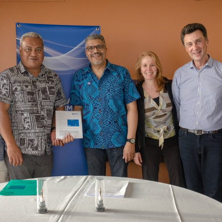 Alcatel Submarine Networks to deploy an unrepeated cable to connect Tokelau