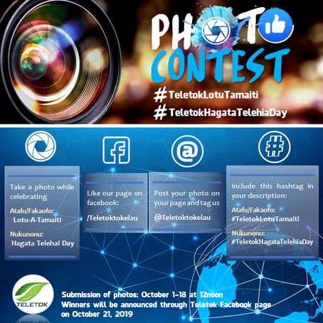 Photo Contest: October Celebrations in Tokelau