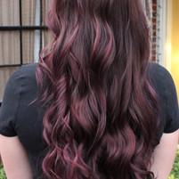 Dimensional red-violet