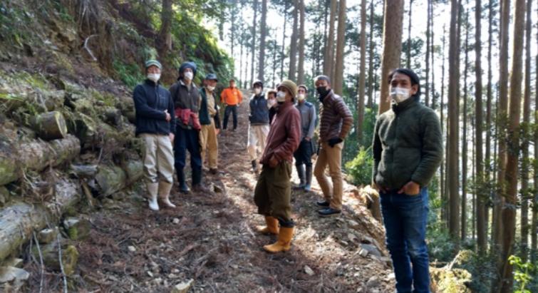 九州林業塾の様子