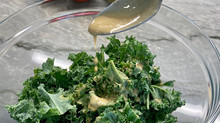 Ginger Tahini Salad Dressing