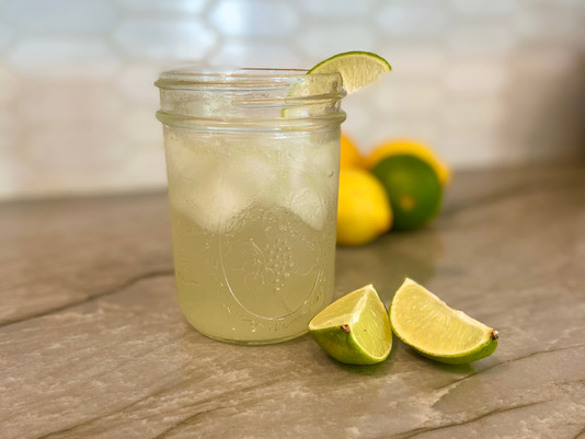 A Cool, Refreshing, Healthier, Adult Beverage