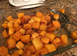 Silly Delicious Butternut Squash