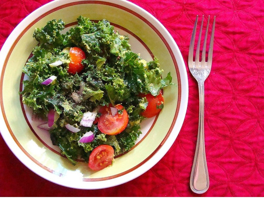 Spicy Kale