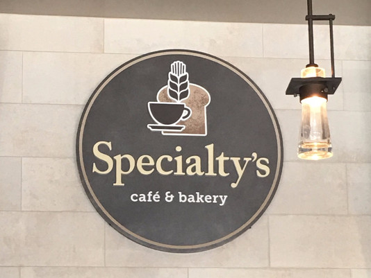 Ordering Healthy At Specialty's Cafe