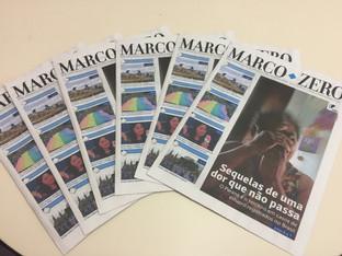 Pronta para leitura a nova edição do Marco Zero