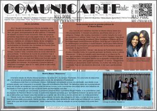 Leia a edição de abril do Comunicarte