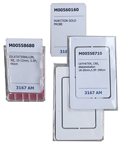 RFID cards for electronic kanban board