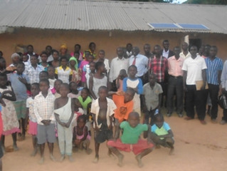 Training and Disciple Making Outreach: Uganda