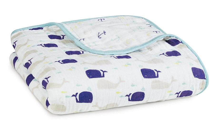 Classic Dream Blanket- High Seas