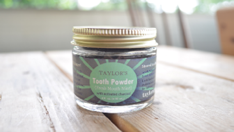 TAYLOR'S TOOTH POWDER - 2OZ