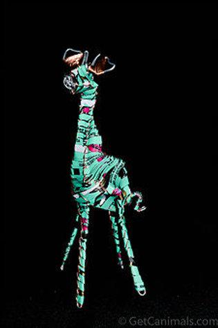 Baby Jade Green Giraffe