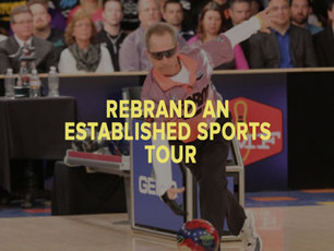 Rebrand an Established Sports Tour:  The PBA