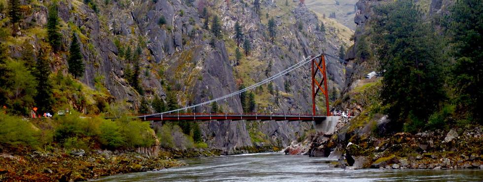 Manning Crevice Bridge