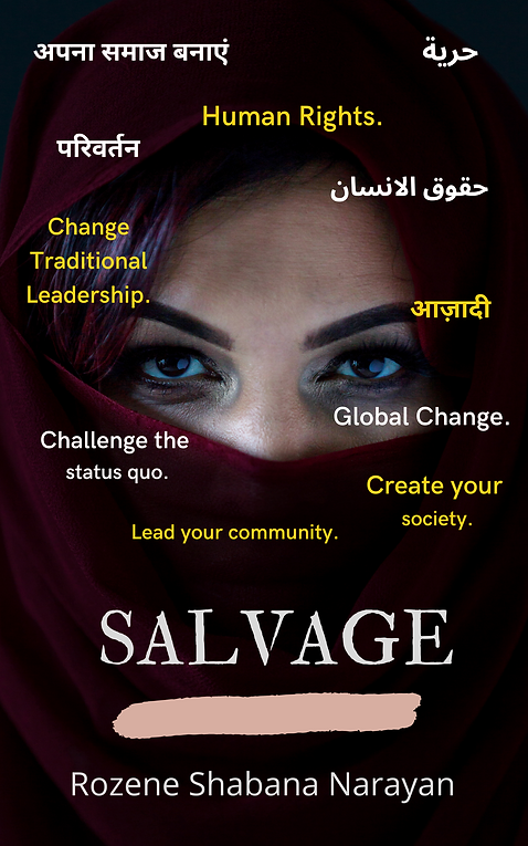 Salvage Book