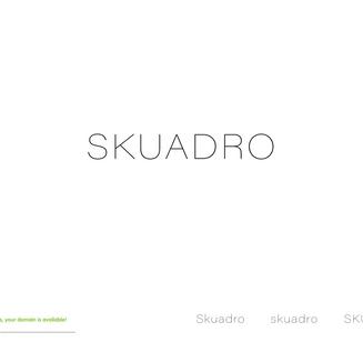 Brand naming / SKUADRO