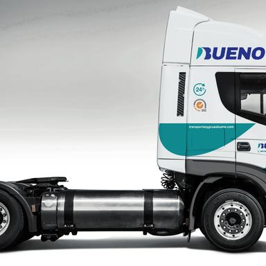 Upgrade brand design / BUENO