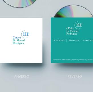 Naming & Brand design / MR Clinica