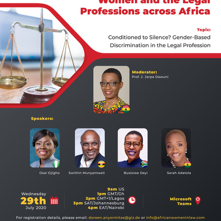 Unveiling Subalternity: Women and the Legal Professions Across Africa