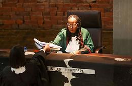 President Zuma and the Woman Judge: An 'illustration of textbook misogyny*