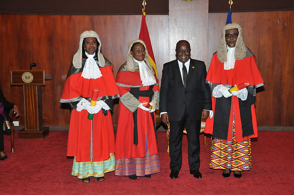 On the Steady Path to Gender Balance: The Recent Appointment of Women in Ghana's Supreme Court