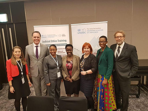 IAWL Participates in UNODC Expert Meeting on Gender-Related Judicial Integrity Issues