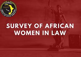 Survey of African Women in Law