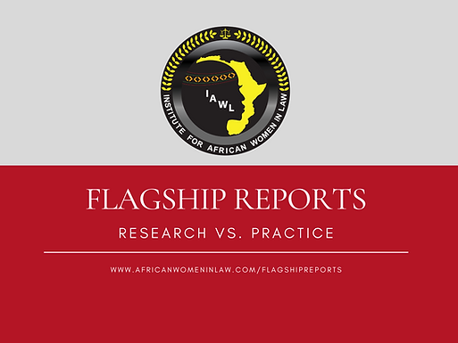IAWL Launches Flagship Reports