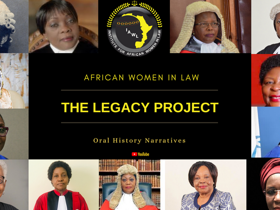African Women in Law Legacy Project