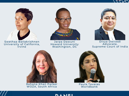 IAWL Participates in the Women in Law Initiative Conference