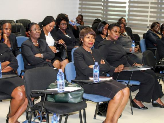 Ghanaian Female Judges Urged To Pursue International Judgeships
