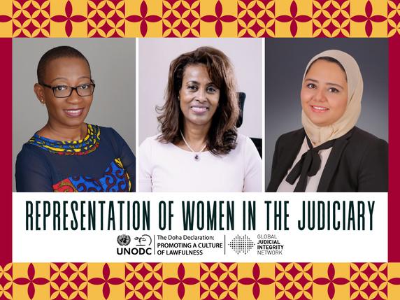 Progress towards Parity: The Representation of Women in the Judiciary