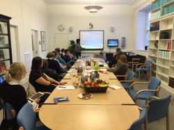 Presentation @ iCourts-Copenhagen