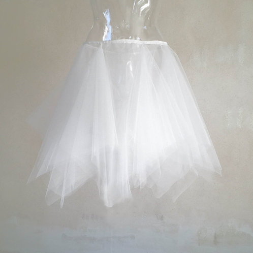 Jupe tulle pointe courte